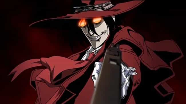 Alucard is listed (or ranked) 1 on the list The 17 Most Vicious Vampires in Anime