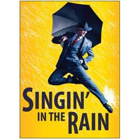 Singin' in the Rain is listed (or ranked) 5 on the list The Best Broadway Musicals of the 80s
