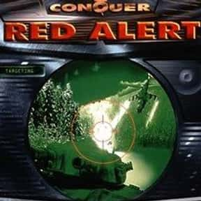 Command & Conquer: Red Alert is listed (or ranked) 7 on the list The Best Real-Time Strategy Games of All Time