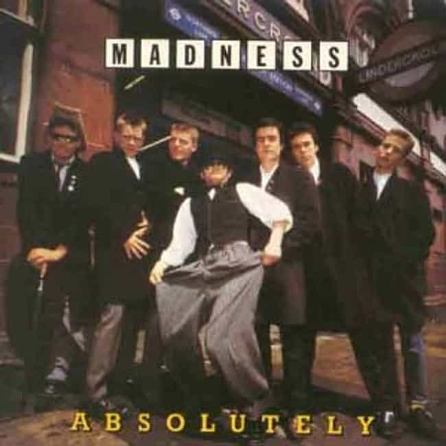 Absolutely is listed (or ranked) 3 on the list The Best Madness Albums of All Time