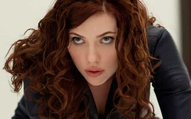 Black Widow (Claire Voyant) is listed (or ranked) 2 on the list The Sexiest Characters in Film History