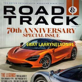 Road & Track is listed (or ranked) 2 on the list The Very Best Car Magazines, Ranked