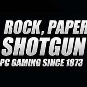 Rockpapershotgun.com is listed (or ranked) 23 on the list Video Game News Sites