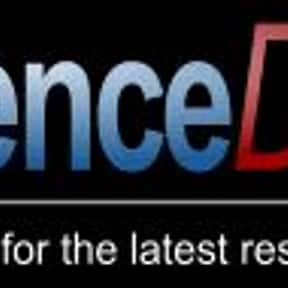 ScienceDaily Magazine is listed (or ranked) 24 on the list The Best Medical News Sites