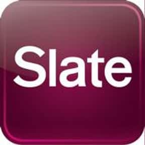 Slate Magazine is listed (or ranked) 12 on the list The Best Geek Blogs On The Internet