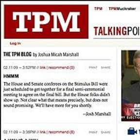Talking Points Memo is listed (or ranked) 12 on the list The Best Liberal Blogs Online