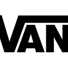 Vans is listed (or ranked) 3 on the list The Best Teenage Fashion Brands