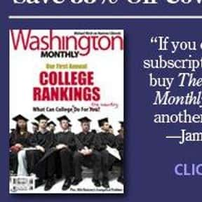 Washington Monthly Online is listed (or ranked) 24 on the list The Best Liberal Blogs Online