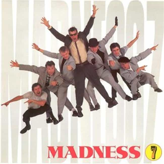 7 is listed (or ranked) 4 on the list The Best Madness Albums of All Time