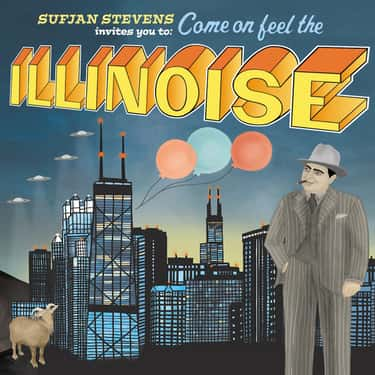 Illinois is listed (or ranked) 1 on the list The Best Sufjan Stevens Albums, Ranked