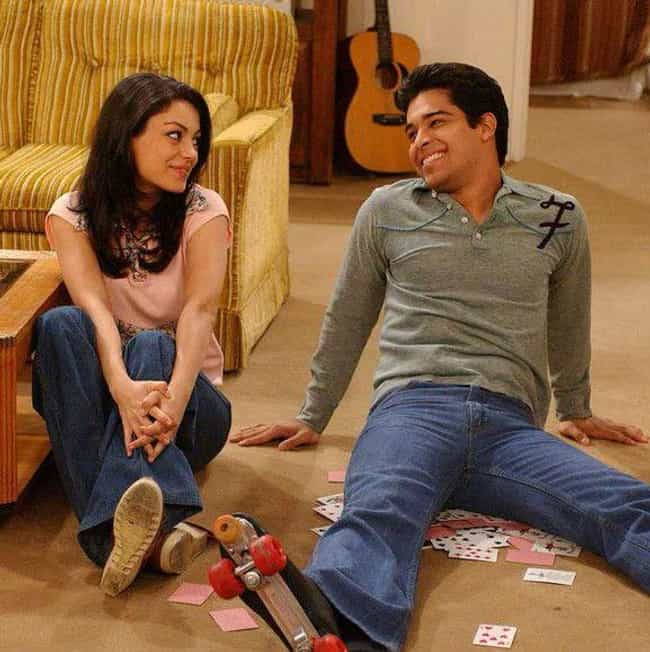 Fez is listed (or ranked) 6 on the list 16 Unexpected TV Couples No One Predicted