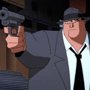Harvey Bullock is listed (or ranked) 3 on the list Fictional Characters Named Harvey