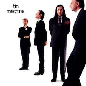 Tin Machine is listed (or ranked) 24 on the list The Best David Bowie Albums of All Time
