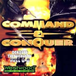 Command & Conquer is listed (or ranked) 16 on the list The Best Strategy Games of All Time, Ranked