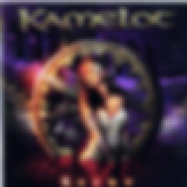 Karma is listed (or ranked) 3 on the list The Best Kamelot Albums of All Time
