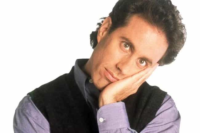Jerry Seinfeld is listed (or ranked) 1 on the list The Cast of Seinfeld: Where Are They Now?