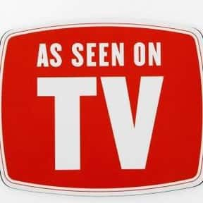 As Seen on TV is listed (or ranked) 21 on the list Famous Satire Books and Novels