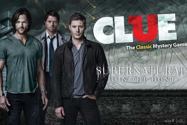Supernatural is listed (or ranked) 3 on the list The Best Editions of Clue