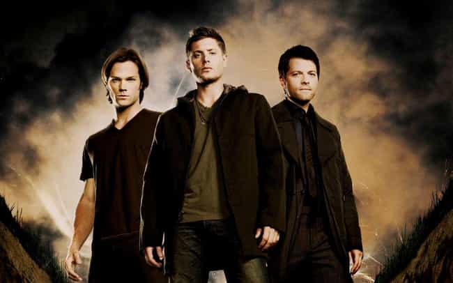 Supernatural is listed (or ranked) 3 on the list TV Shows with the Hottest Casts