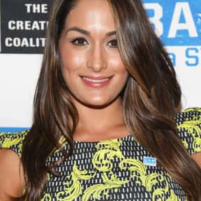 Nikki Bella is listed (or ranked) 2 on the list Famous People Whose Last Name Is Garcia