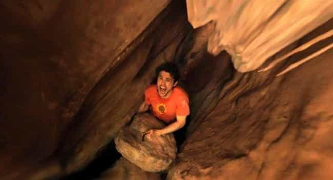 127 Hours is listed (or ranked) 2 on the list 13 Movies That Remind You The Outside Sucks Anyway