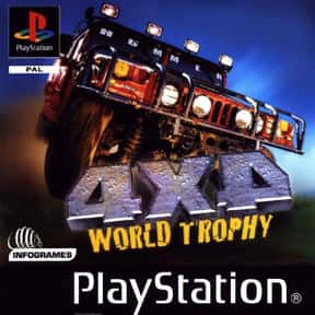 4x4 World Trophy is listed (or ranked) 20 on the list PlayStation 1 Games