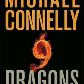 9 Dragons is listed (or ranked) 10 on the list Crime Fiction Books