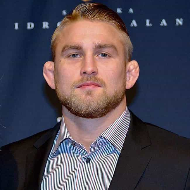 Alexander Gustafsson is listed (or ranked) 1 on the list The Best UFC Fighters From Sweden