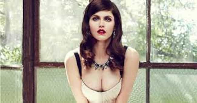 Alexandra Daddario is listed (or ranked) 2 on the list The Best Boobs of Hollywood