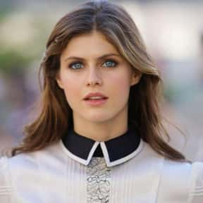 Alexandra Daddario is listed (or ranked) 25 on the list The Most Beautiful Celebrities Of Our Time