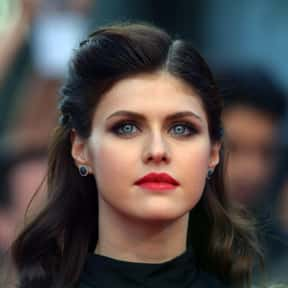 Alexandra Daddario is listed (or ranked) 20 on the list Famous Pisces Female Celebrities