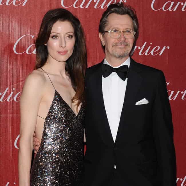 Alexandra Edenborough is listed (or ranked) 2 on the list Gary Oldman Loves and Hookups