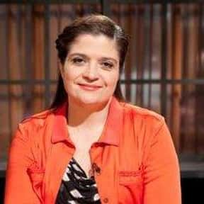 Alexandra Guarnaschelli is listed (or ranked) 7 on the list Celebrity Chefs You Most Wish Would Cook for You