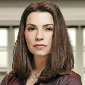 Alicia Florrick is listed (or ranked) 18 on the list Fictional Lawyers You'd Most Want Defending You