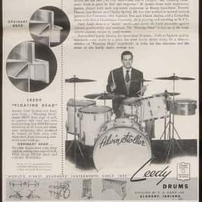 Alvin Stoller is listed (or ranked) 12 on the list Famous Jazz Drummers