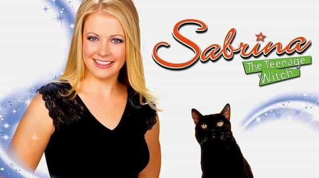 Sabrina, the Teenage Witch is listed (or ranked) 3 on the list Things Turning 20 in 2016 That Will Make You Feel Super Old