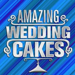 Amazing Wedding Cakes is listed (or ranked) 20 on the list The Best Baking Competition Shows Ever Made