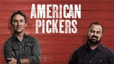 American Pickers is listed (or ranked) 1 on the list What to Watch If You Love 'Pawn Stars'
