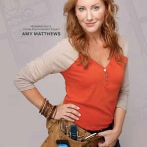 Amy Matthews is listed (or ranked) 24 on the list List of Famous General Contractors