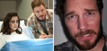Andy Dwyer is listed (or ranked) 1 on the list 'Parks and Recreation' Reunion: Five Years Later