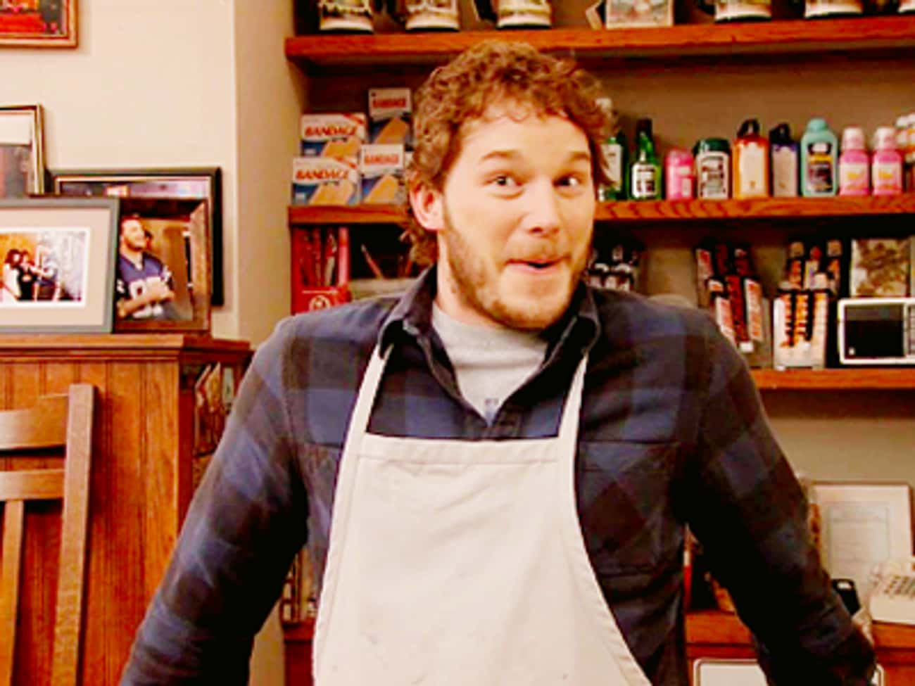 Andy Dwyer is listed (or ranked) 2 on the list The Most Memorable Ex-Boyfriends In TV History