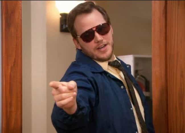 Andy Dwyer is listed (or ranked) 3 on the list Hateable Characters From TV And Movies That Unexpectedly Made You Swoon