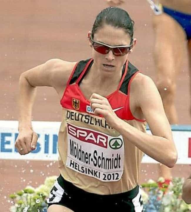 Antje Möldner-Schmidt is listed (or ranked) 2 on the list Famous Police Officers from Germany