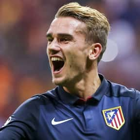 Antoine Griezmann is listed (or ranked) 13 on the list The Best French Soccer Players & Footballers of All Time