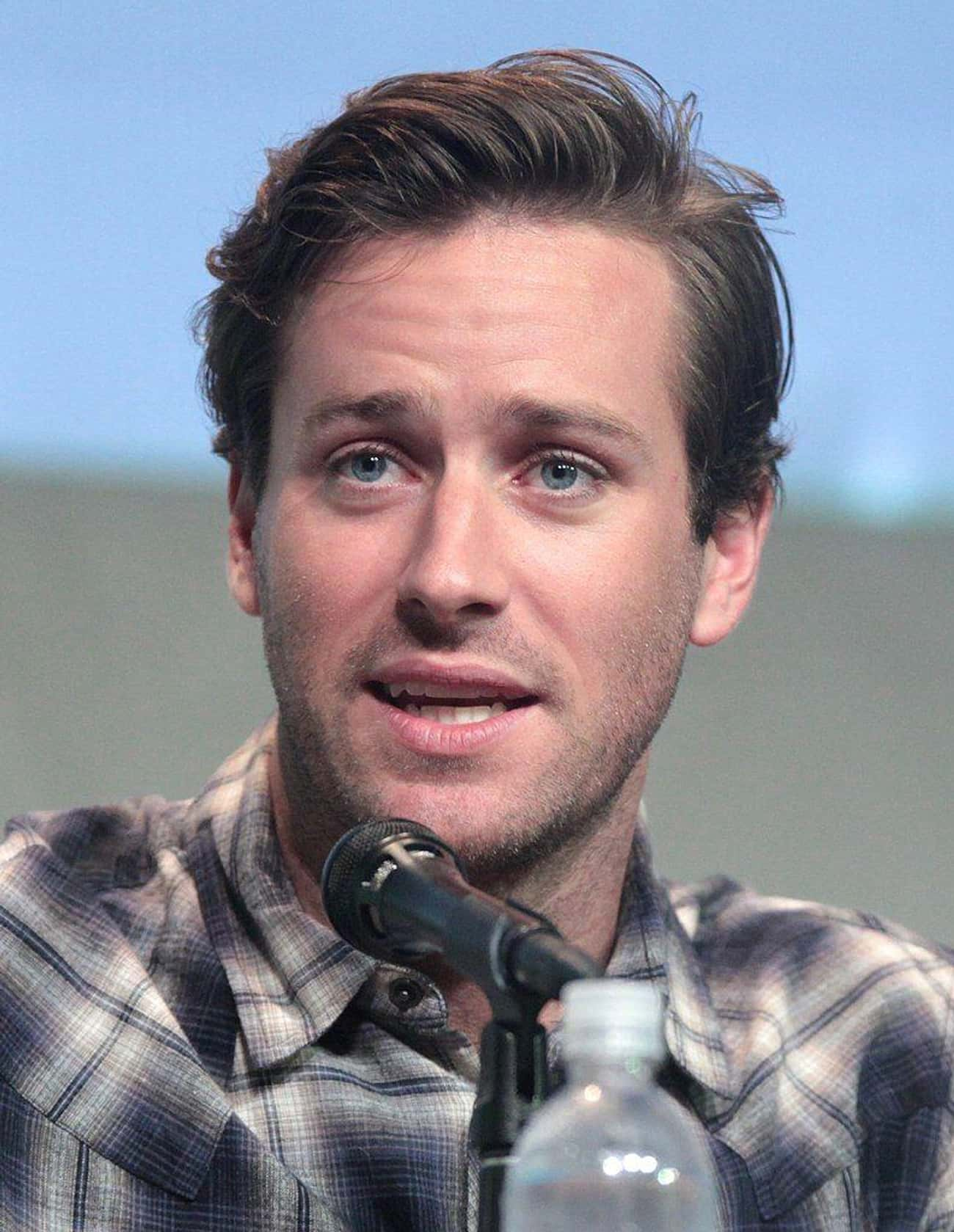 Armie Hammer is listed (or ranked) 3 on the list Who Should Play The Next Green Lantern?