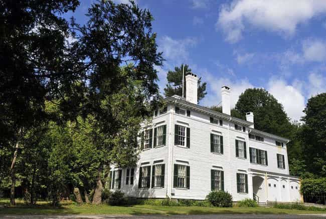 Auburn House is listed (or ranked) 3 on the list List of Famous Baltimore Buildings & Structures