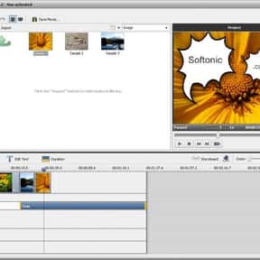 AVS Video Editor is listed (or ranked) 8 on the list List of Video Editing Software