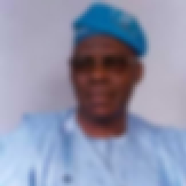 Babalola Borishade is listed (or ranked) 4 on the list Famous Professors from Nigeria