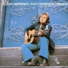 Saint Dominic's Preview is listed (or ranked) 4 on the list The Best Van Morrison Albums of All Time