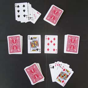 Speed is listed (or ranked) 8 on the list The Most Popular & Fun Card Games